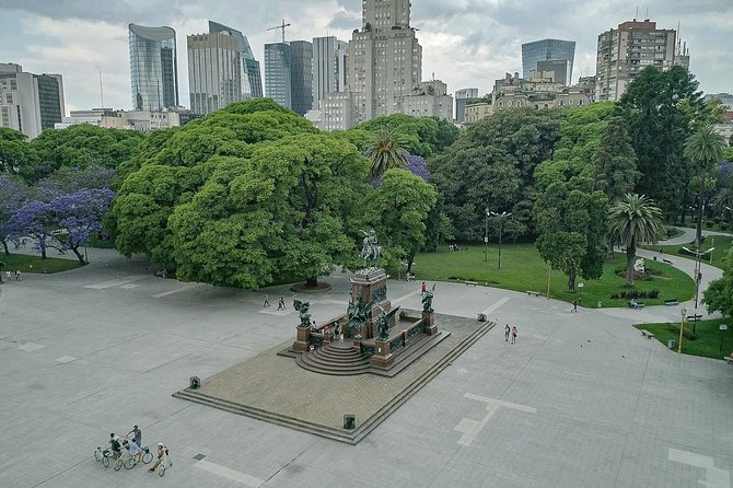 Palermo Forest and City Center Bike Tour, Buenos Aires, ARGENTINA