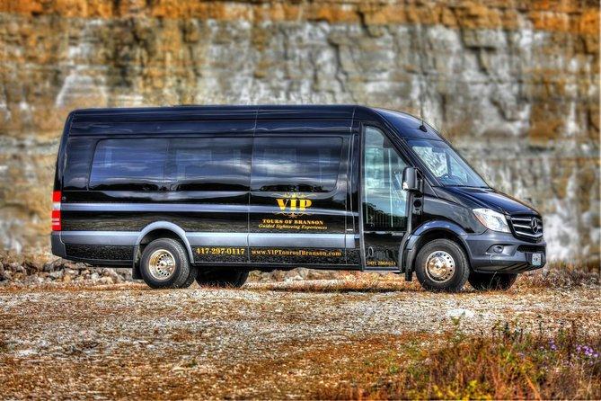 Branson VIP Wine Tasting and Dinner Tour, Branson, MO, ESTADOS UNIDOS