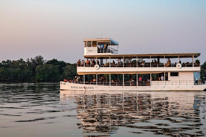 Sunset Cruise, Livingstone, Zimbábue