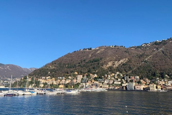 Como, Lugano & Bellagio: Luxury Bus From Milan, Milan, ITALY
