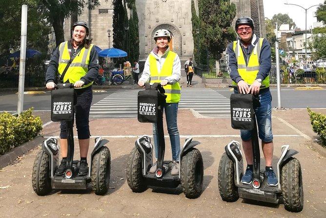 Mexico City Segway Tour: Chapultepec Park COVID FREE, Ciudad de Mexico, MÉXICO