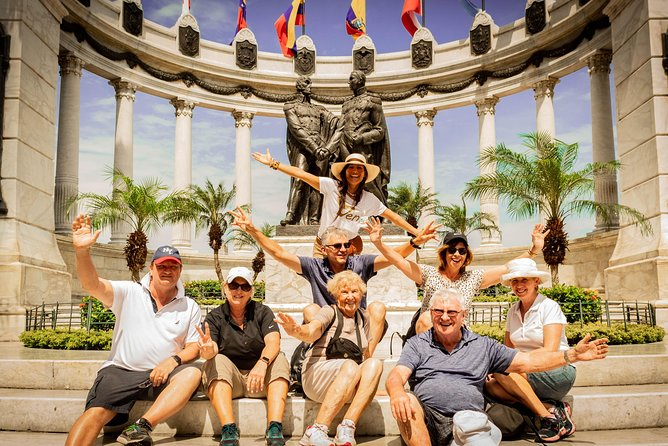 MÁS FOTOS, Tour por la ciudad de Guayaquil con un guia local solo en servicio privado
