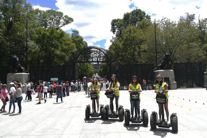 Mexico City Segway Tour: Reforma Avenue COVID FREE, Ciudad de Mexico, MÉXICO