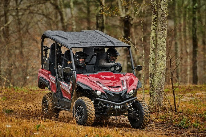 With over 100 miles of trails ranging from beginner to expert, the most experienced guides in the business, and top of the line Side by Sides we can give riders of all skill levels the challenge and adventure of a lifetime.