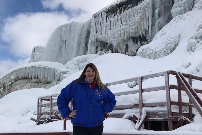 Niagara Falls in One Day: Winter Wonderland Tour of Canadian and American Sides, Cataratas del Niagara, CANADA