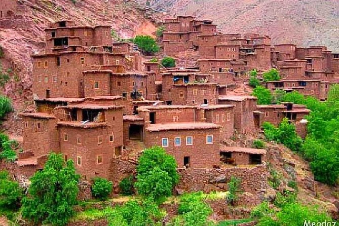 Atlas Mountains and 3 Valleys & Waterfalls & Desert Agafay - Day Trip Marrakech, Marrakech, Ciudad de Marruecos, MARRUECOS