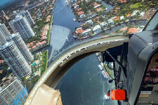 Taste of Miami Helicopter Tour, Miami, FL, UNITED STATES