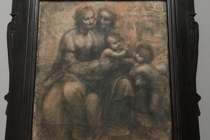 Leonardo da Vinci Exhibition Louvre Tour with an Art Historian tickets included!, Paris, FRANCIA