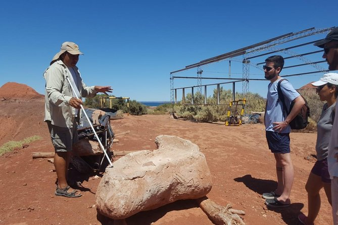 Circuito Paleontologico; Los Barreales, Cafayate, ARGENTINA