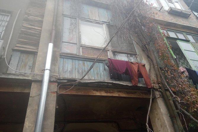 Odesa Courtyards, Odesa, Ukraine