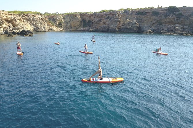 SUP, cuevas y Snorkel!, Ibiza, ESPAÑA