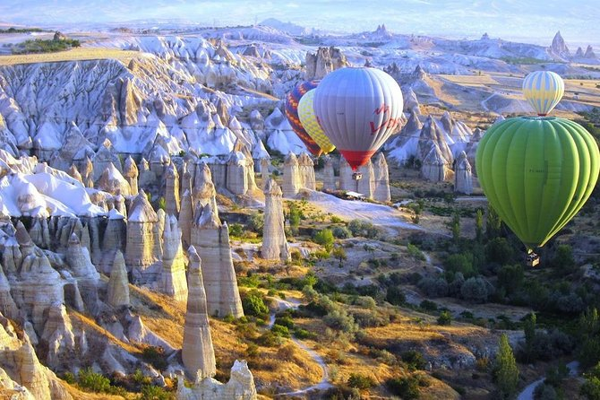 Enjoy your two beautiful days in Cappadocia with our experieced, friendly teammates.Stay at a beautiful cave hotel, you can have balloon flight optionally.