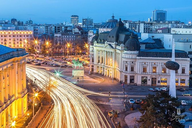 We are proud to take you on a private tour of the most famous landmarks located in central Bucharest, along with a certified guid. You will be able to take unique pictures and learn Bucharest's history, one building at a time. Also feel free to ask questions.