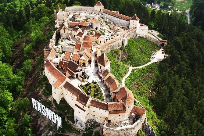 We take you for a guided tour from the pickup location and our first stop is Bran Castle, where we will meet Dracula if he is willing to show himself. If not we will take you inside his crib and show you how a real vampire lives. Spooky huh? Next stop will be at Libearty Sanctuary for a meet and greet with the Romanian Bears, where if they are in a good mood you can give them a high five. The itinerary is Bran Castle and Libearty Sanctuary