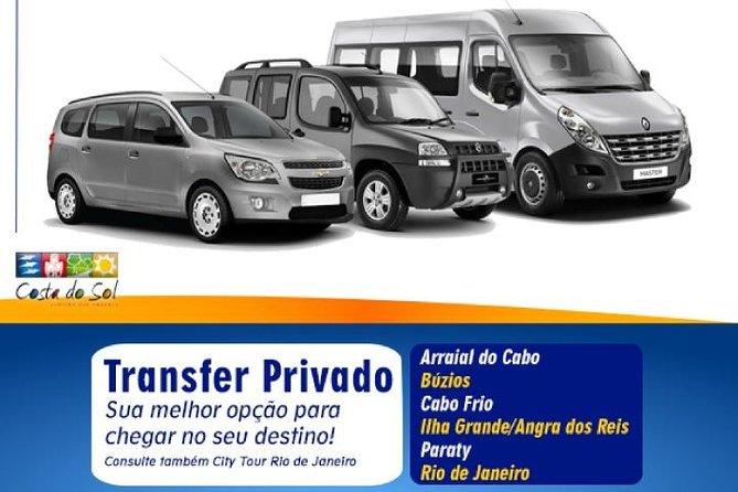 TRANSFER RIO DE JANEIRO - BUZIOS O V.V, Río de Janeiro, BRASIL