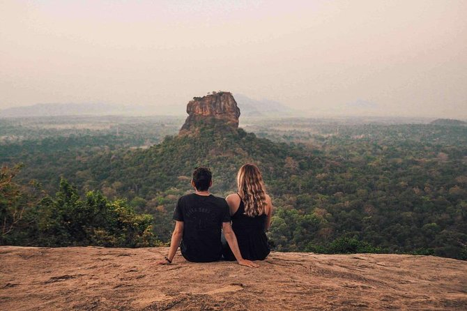 Day Tour from Kandy to Sigiriya, Cave temple & Pidurangala Rock, Sigiriya, SRI LANKA