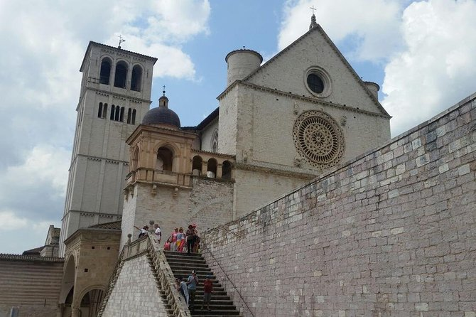 Assisi Tour from Florence, Assisi, ITALIA