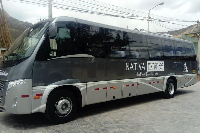 "This trip from Colca (Chivay) to Puno by Nativa Express bus, the trip is approximately 6 hours, during the trip we will make 4 stops in tourist places and visit each tourist attraction with the guide:<br><br>• ""Mirador de los Andes"": located at 4900 m.a.s.l. we will stop to observe the ""Volcanoes"" Ampato, Sabancaya, Hualca Hualca, Mismi (source where the Amazon River is born) and the Chila mountain range.<br><br>• ""Patahuasi"": Located in the Aguada Blanca National Reserve, which is located behind the Chachani volcano, we will find vicunas, llamas and alpacas. Place where we can taste hot drinks; at this point you can also make use of the SS.HH.<br><br>• ""Lagunillas"": Panoramic view of the small lakes that appear to be mirrors reflecting the sky, it is also the habitat of the Andean flamingos and other birds.<br><br>Every place wi will visit approximately 10 to 15 minutes, where passengers can ask questions to the guide, take photos and explore the attraction that will make this experience unforgettable.<br>"