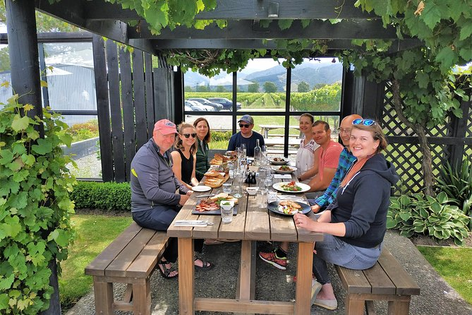 Picton Shore excursion: Marlborough wine region tour, 6 hours from Picton iSite, Picton, NOVA ZELÂNDIA