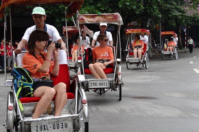 Excursión Privada De Día Completo Por Hanoi Y Recorrido En Rickshaw, Hanoi, VIETNAM