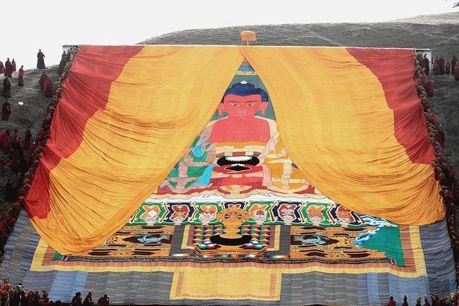 Six days Tour of Losar Festival at Xiahe in 2020, Lanzhou, CHINA