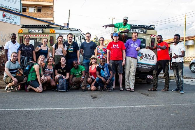 1:Professional Staff<br>We specialize in tailor making your tour to ensure you get the perfect safari itinerary for you tastes and budget.<br><br>2: 24/7 Services<br>Big 5 Voyage Safaris Tours & Safaris pride ourselves on offering unparalleled customer service Compared to other Tanzania safari Companies.<br><br>3:Expert Advice<br>With a personal touch from the first email right up until we drop you off at the airport.