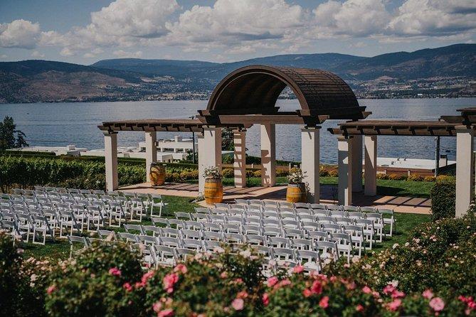 Okanagan Deluxe Wine Toasting Tour, Kelowna y Okanagan Valley, CANADA