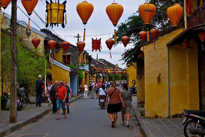 Shore Excursion: Full Day Hoi An City Tour from Chan May Port, Hue, VIETNAM