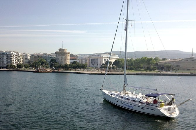 Sailing Tour aboard Trinity with the World Travel Awards Winner, ,