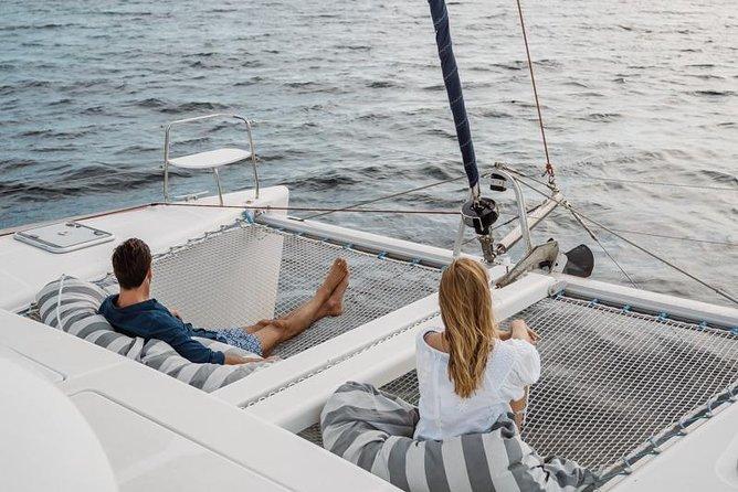 Sailing Tour on Catamaran with the World Travel Awards Winner, ,
