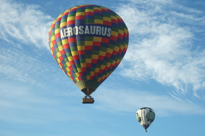 MORE PHOTOS, Hot Air Balloon Flight from Templecombe, Dorset