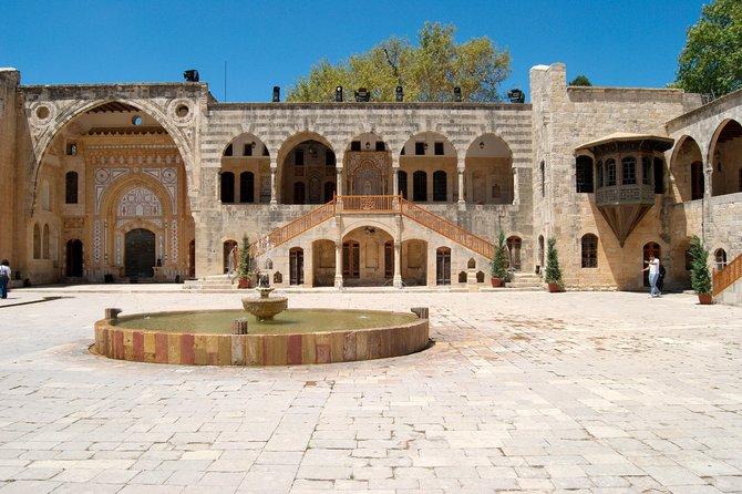 OPENING PROMO, DeirElkamar, Beitdeen, Moussa Palace, EinwZien Grotto,PRIVATE-CAR, Beirut, Líbano