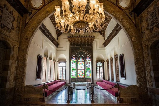 OPENING PROMO, DeirElkamar, Beitdeen, Moussa Palace, EinwZien Grotto,PRIVATE-CAR, Beirut, Lebanon