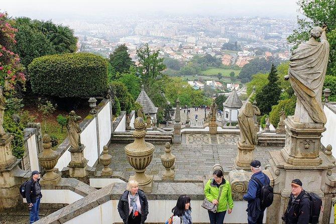 Recorrido en grupo pequeño por la naturaleza en Gerês y las cascadas de Braga para grupos pequeños con almuerzo y catas, Braga, PORTUGAL