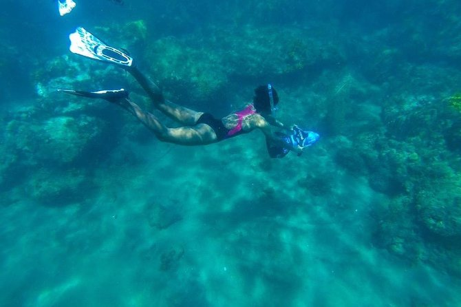 Power Snorkeling is a newest easiest way to snorkel. Experiencing our handheld power device allows you to experience the spectacular beauty of the coral reefs and its underwater life.