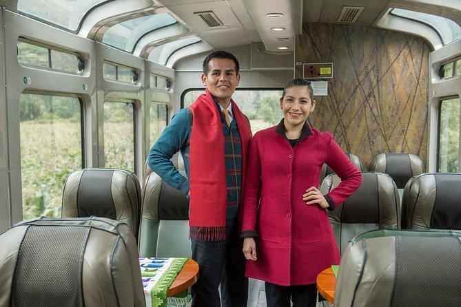 PeruRail Vistadome Panoramic Train to Machu Picchu, Machu Picchu, PERU