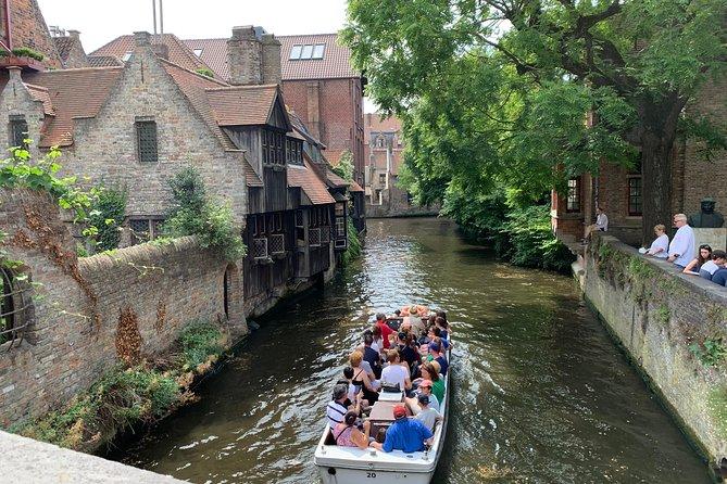 Zeebrugge Cruiship Bruges full day tour, Brujas, BELGICA