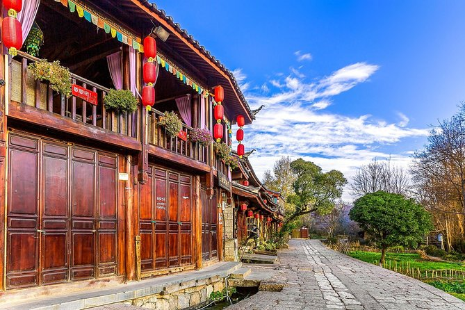 1 day Lijiang Highlights Mini Group Tour, Lijiang, CHINA