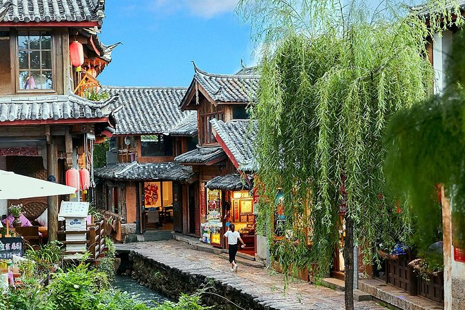 1 day Lijiang Highlights Mini Group Tour, Lijiang, CHINA