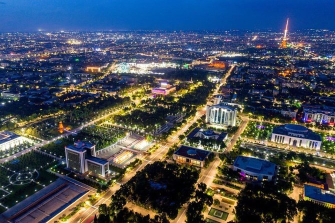 It is a private and flexible tour which makes it unique for our guests. Get a good sleep after a long flight to Uzbekistan and start the day any time you want. We come to pick you up at your hotel and explore the city together in a private transport. As a local, we not only introduce you to the city sightseeing but also to the culture, gastronomy and local lifestyle.<br><br>Maximize your limited time and get most of the city. Your private local guide and comfortable car will serve you up to 8 hours guiding you via all top best sights of Tashkent. Stop by any time any place to do some shopping or have some bite or just to take a good photo. Leave your selfie stick at home. Your guide is always ready to capture you at beautiful sights.