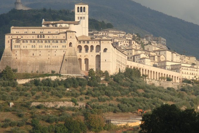 Assisi, City Highlights and St. Francis Basilica - small group tour, Assisi, ITALIA