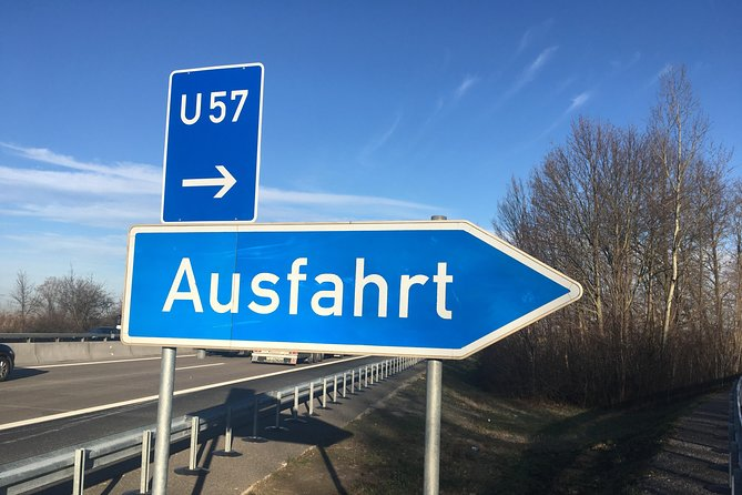 The legendary German Autobahn - experience it in one of the best limousines in the world, Estrasburgo, FRANCIA