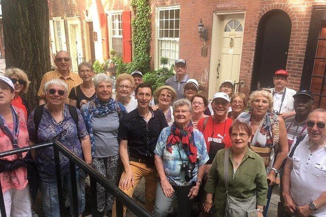 Private Philadelphia French/English Historical and Architectural Walking Tour, Filadelfia, PA, ESTADOS UNIDOS