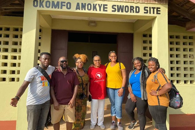 Tour like a local and experience the culture and the tradition of the Asante Kingdom, the heartbeat of Ghana.
