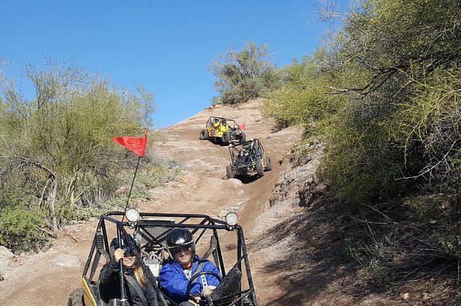 2 Person Guided U-Drive ATV Sand Buggy Tour Scottsdale/Phoenix, ,