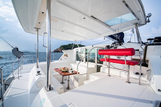 Phuket Private Catamaran Charter - Cruise nearby islands in style, ,