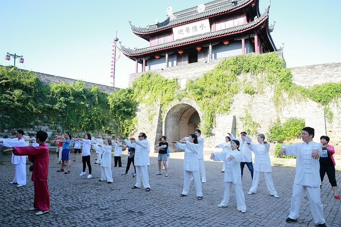 Suzhou Private Tour from Shanghai including Pingjiang Road and Panmen Gate, Shanghai, CHINA