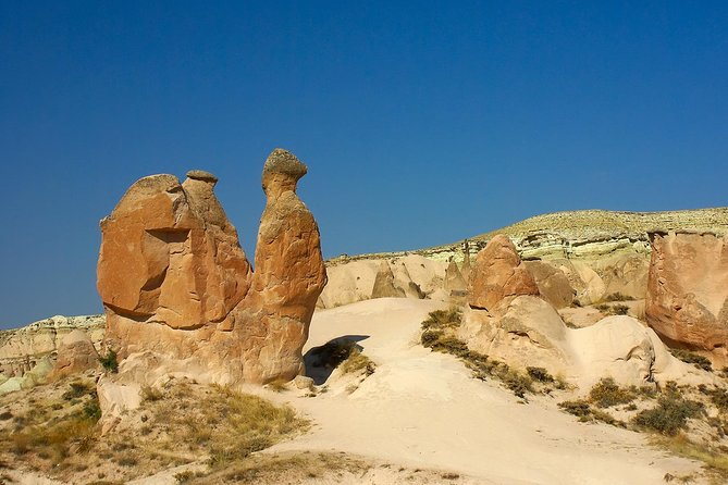 This tour is a return trip, door-to-door Accommodation in Cappadocia. Our tour package is tailored to transfers. No hassles. <br><br>On arrival into Cappadocia, you will be transferred to your hotel to begin your experience. Note: If you are arriving from another domestic flight we can book you on to the next flight to Cappadocia, anytime in the day.<br><br>On the third day, after an amazing day in Cappadocia, you will be dropped off to your accommodation in Istanbul with transfers on both airports and the domestic flight covered. Your tours in Cappadocia are small group tours, with a maximum of 16 guests.<br><br>Optional Balloon flight: Cappadocia has been described as the most popular balloon flight location in the world. Cappadocian hot air balloon is a once-in-a-lifetime experience, can easily fit into your package.