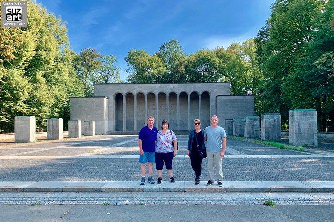 Former Nazi Rally Ground Tour, Nuremberg, Alemanha