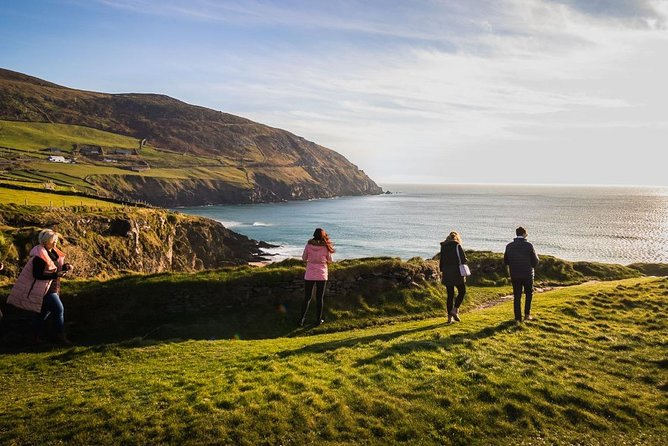 "Like all the best journeys in life, Paddywagon Tours started in 1998 with the simple thought, ""it's time for something different"".<br><br>The Ring of Kerry is considered one of the finest drives in the world. From rugged cliffs to golden beaches, small villages and pastures green to peat bogs and picturesque mountain ranges. This peninsula illustrates all that is beautiful, wonderful and wild in our beloved motherland. <br><br>The variety of attractions makes this one of the most diverse and interesting day tours that one is likely to experience in their travel adventures. From ancient stone forts to landscapes carved out of rock by the Ice Age, from sparkling lakes to winding mountain passes our day trip shall be a highlight and shall ensure lasting memories of the beautiful Kingdom of Kerry."